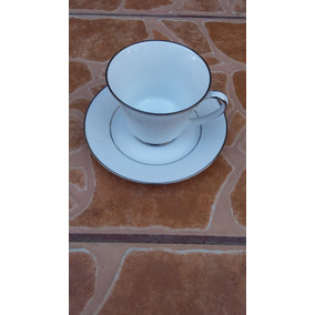 Platito Y Taza De Porcelana Noritake Japan Ranier 6909¡¡¡¡