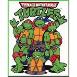 Las Tortugas Ninjas Serie Animada 1987-1996