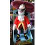 Peluche Jake Y Los Piratas - Capitan Garfio 34 Cm - Original
