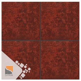 Ceramica Colonial Rosso 45,3x45,3 San Lorenzo 2da