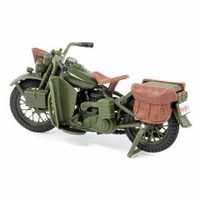 Miniatura Harley Davidson - Escala 1:18 - 1942