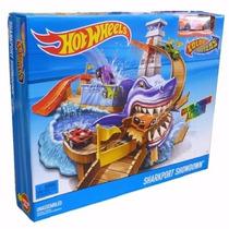 Hot Wheels Ataque Do Tubarão - Mattel - Coloir Shifters