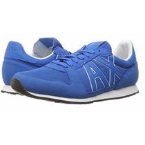 Aix Armani Exchange Retro Sneakers 10mx 12us