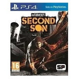 Infamous Second Son Ps4 Nuevo Sellado Game Sport Chile