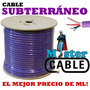 Cable Subterraneo 2 X 1,5 Mm X 100 Mtrs - Fabrica!!
