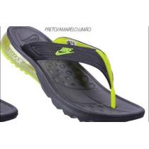 Sandália Chinelo Nike Gel Air Max Original Mega Liquidação!