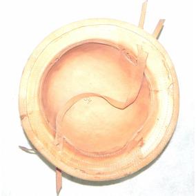 Chapéu De Couro Rei Do Baião (couro Legítimo) 100% Original