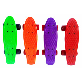 Skate Patineta T.penny 42 Cm Racks Colores Microcentro