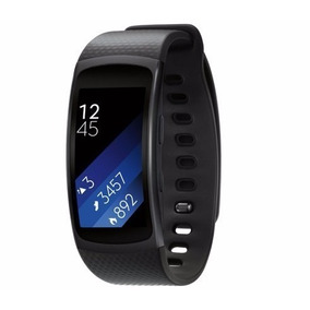 Reloj Pulsera Samsung Gear Fit 2 Cardio Gps Bltooth Mp3 2017