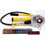 Engrafadora Hidraulica Manual Pedal Nueva Aire Acondicionado