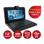 Tablet Funciona Como Celular 2 Chip 3g Gps Wifi + Teclado