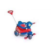 Motoca Tico Velocita Vermelho Calesita Bichos Infantil