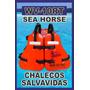 Chaleco Salvavida Seahorse Petrolero
