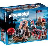 Playmobil 6038 Cañon Del Castillo Jugueteria Bunny Toys