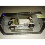 Mercedes Benz Sskl 1931 Escala 1/43 Newray Amoamisjuguetes