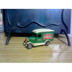 Mini-carrinho Coca-cola