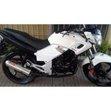 Escape Deportivo Xrs Motos - Guerrero Gc 200