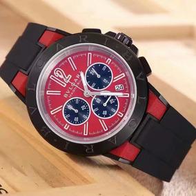 Relógio Bulgar Magne 1ano De Garantia C/frete 12x S/juros
