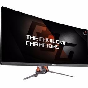 Monitor Asus Rog 34 Curvo Swift Pg348q Gaming Nvdia G-sync
