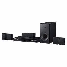 Home Theater Blu-ray 3d Samsung Ht-f4505 500w 5.1 Canais Ful