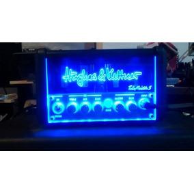 Amplificador Valvulado Hughes Kettner Tube Meister 5