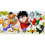 Painel Decorativo Festa Dragon Ball Z Goku [2x1m] (mod4)