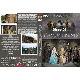 Game Of Thrones A 6º E 7º Temporadas - Com Frete Grátis