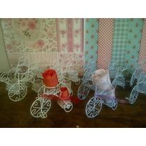 Mini Bicicleta De Hierro, Ideal Para Souvenirs, Adornos...