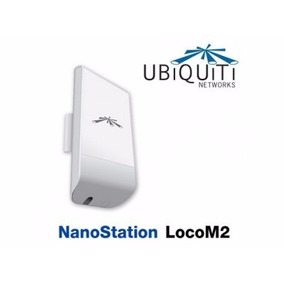 Antena Wifi Ubiquiti Nanostation Loco M2 - San Luis