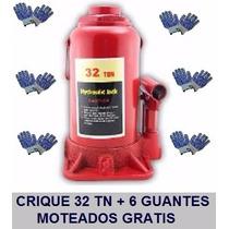 Crique Hidraulico Tipo Botella Para Camion 32tn Reforzad