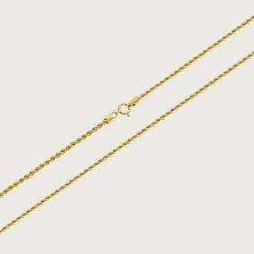 Cordão Lulean Em Ouro 18k (750)