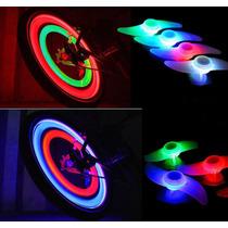 Luz Led Para Bicicleta C/u Envio Gratis!!!