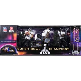 Joe Flacco Ray Lewis Jacobi Jones Super Bowl 47 Ravens