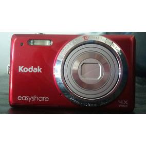 Cámara Digital Kodak Easyshare. 14 Mp . Zoom 4x .modelo M522