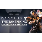 Destiny The Taken King Collectors Edition Ps3