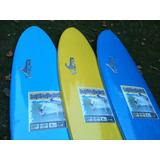 Tabla De Surf 7.5 Softboard Funboard Pipeline