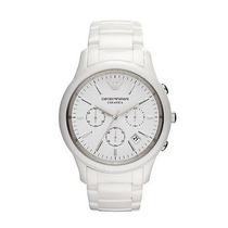 Relógio Emporio Armani Ar1453 Cerâmica P Br Classico
