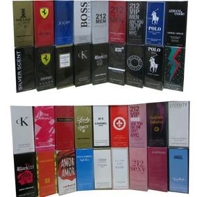 Kit 3 Perfumes Importados Contra Tipo Similar Promoção