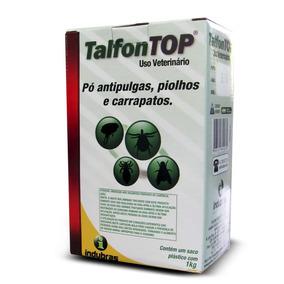 Talfon Top Pó Anti Pulgas 1 Kg