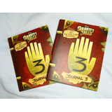 Paquete De 2 Diarios Nº3 Gravity Falls Journal3 Envio Gratis