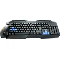 Kit Mouse Gamer Teclado Alambrico Joinet Pc Laptop - Te442