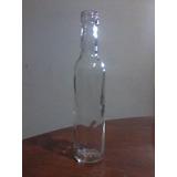 Botellas De Vidrio De 250 Ml, Y Miniaturas Varios Usos