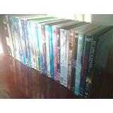 Coleção Dvd 30 Filmes Vários Títulos 33 Discos Original