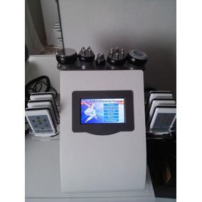 Aparelho Estética Lipo Radiofrequencia+cavitação+photon