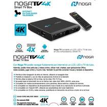 Noga Tv 4k Novedad Smart Tv Lcd Internet En Tu Tv Android
