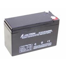 Batería 12 Volt. 7 Amper Para Central De Alarmas