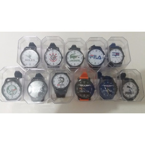 Relógio Frete Grátis Kit C/10 Barato Bom P/ Revender