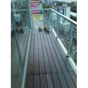 Decks En Modulos Para Terrazas Y Balcones Sin Mantenimiento