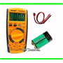 Tester Multimetro Digital Yaxun Yx-9205a+ 100% Nuevo Oferta