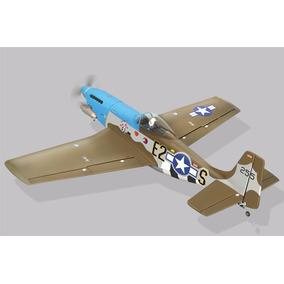 Aeromodelo Mustang P-51 61-91 15cc Trem Retrátil Arf Tpm03